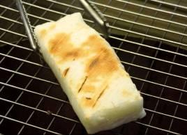 烤日式蜂蜜麻糬